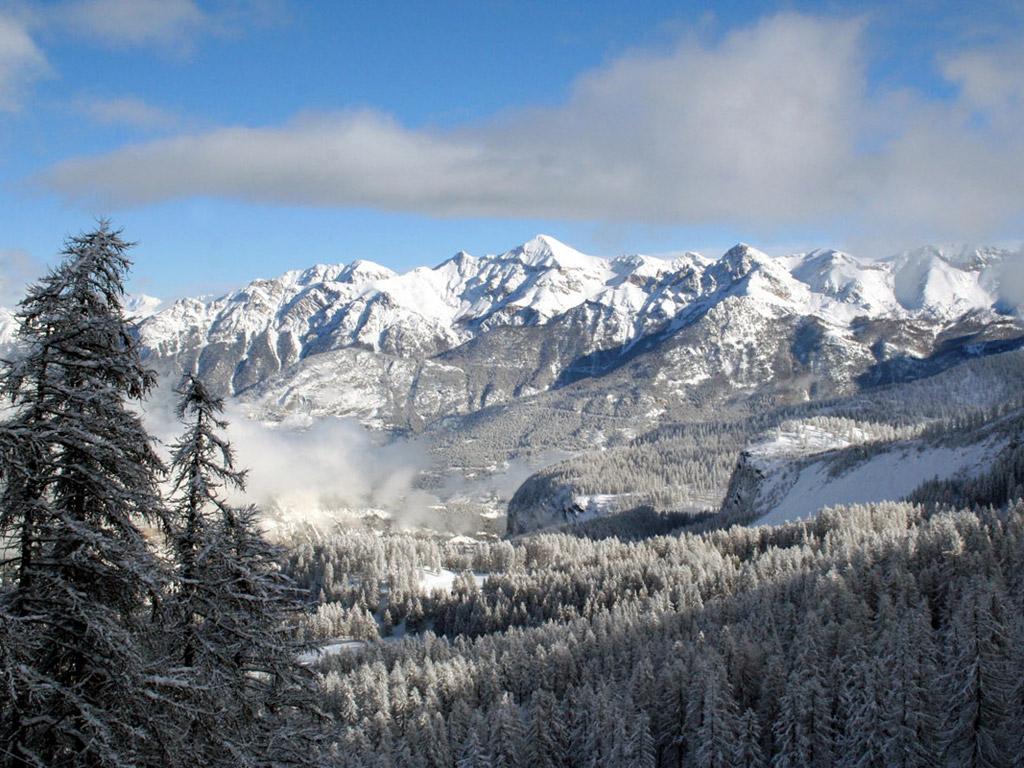 Италия доломитовые альпы