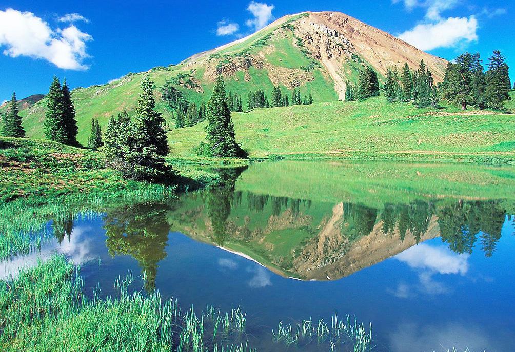 Некоторые из самых красивых гор мира