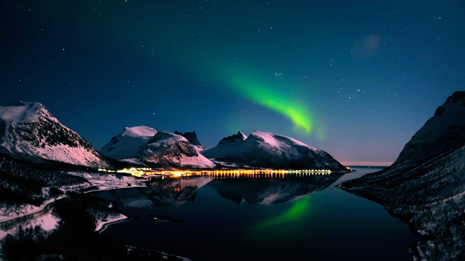 Картинки по запросу полярное сияние
