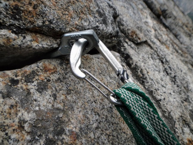 Скальные крючья своими руками