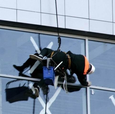 Работа вакансии промышленный альпинист москва